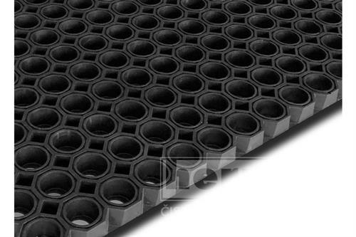 Rohož gumová OCTOMAT 100x150x2,3 cm