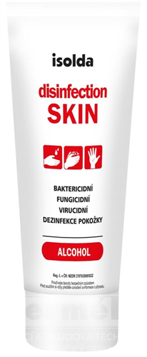 ISOLDA DISINFECTION SKIN - bezoplachová dezinfekce na ruce 65ml