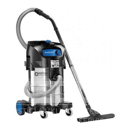 Průmyslový vysavač prachu a tekutin ATTIX 40-01 PC INOX