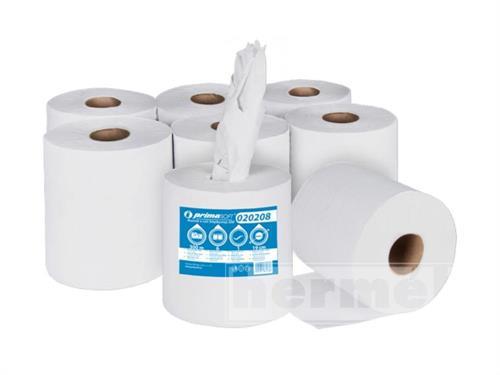 Papírové ručníky v roli STEPBYSTEP