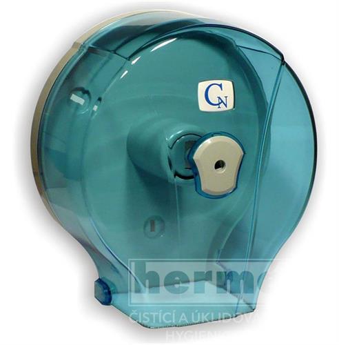 zásobník na toaletní papír caren 28 JUMBO - modrý