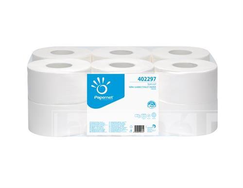 Toaletní papír PAPERNET Mini JUMBO 19