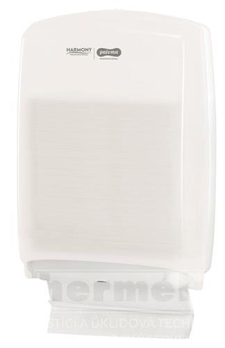 Zásobník na skládané papírové ručníky ZZ HARMONY Professional 600