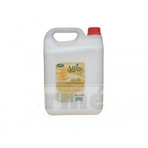 Tekuté mýdlo na dolévání - mléko a med 5L