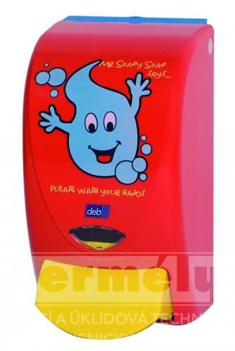 Plastový dávkovač mýdla PROLINE SOAPY SOAP 1L