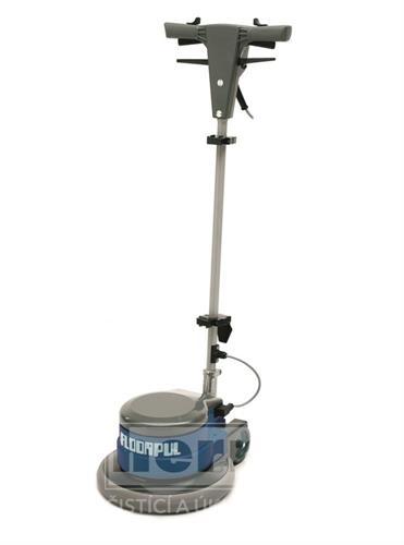 Jednokotoučový podlahový mycí a drhonoucí stroj  LIMPIA L13  FLOORPUL