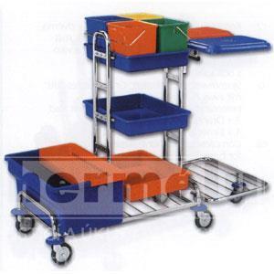 Servisní vozík KOMBI MAXI II P DESI