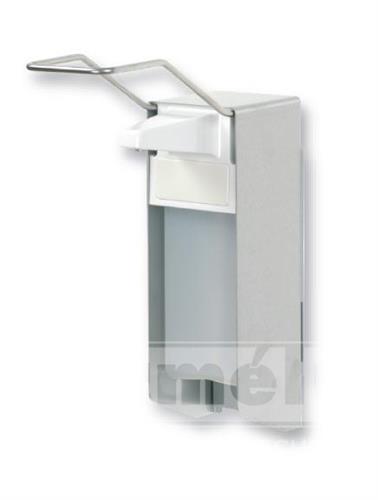 Kovový dávkovač tekutého mýdla, dezinfekce a krému INGO - MAN IMP ELS E/30 NEREZ MATNÝ