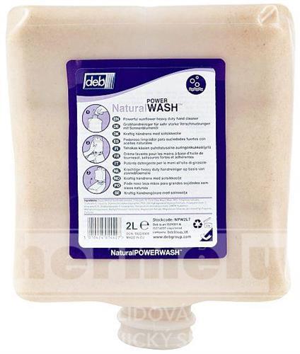 SWARFEGA NATURAL POWER WASH - mycí pasta 2L