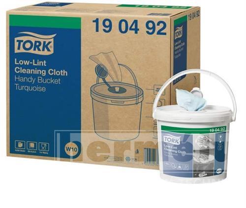 Speciální utěrka Tork Premium Low-Lint Handy Bucket - 200ks
