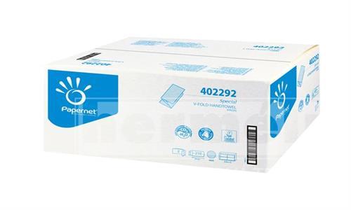 V-FOLD papírové ručníky - bílé