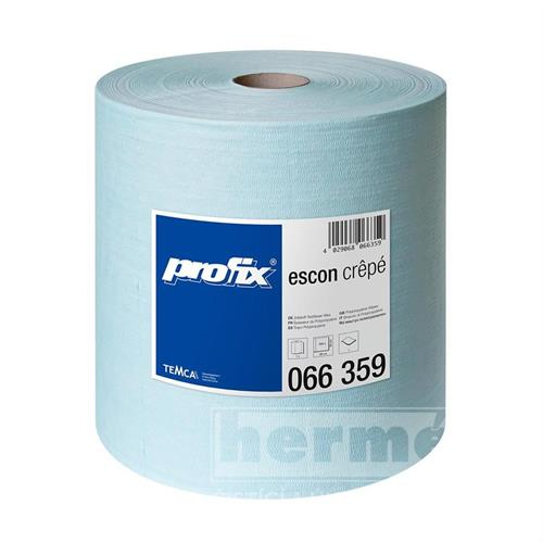 Průmyslová role z netkané textílie TEMCA Profix escon crep