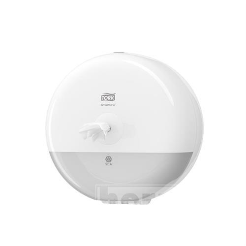 Tork SmartOne® Mini zásobník na toaletní papír bílý