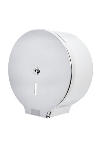 Zásobník na toaletní papír JUMBO G10 - nerez lesk/mat bez prolisu