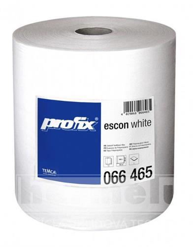 Průmyslová role z netkané textílie TEMCA Profix escon white