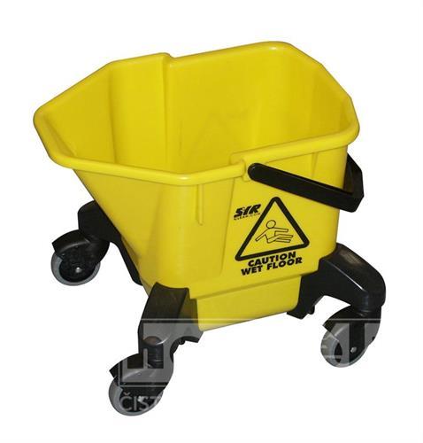 Úklidový vozík SYR bez ždímače 20 l