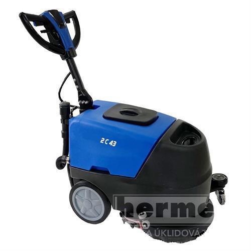 Podlahový mycí stroj 2 C43 - kabelový