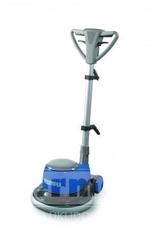 Jednokotoučový podlahový mycí a drhnoucí stroj FLOORPUL C 43 HD ERG