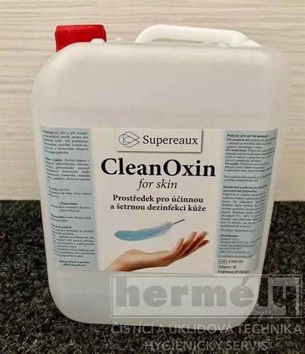 AKCE* CleanOxin dezinfekce for skin 5l parfémovaná AKCE*