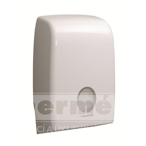 Zásobník skládaných papírových ručníků - AQUAR