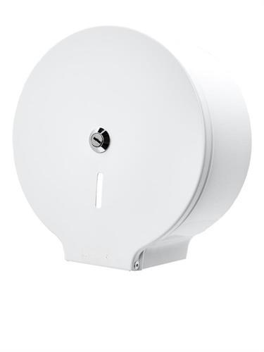 Zásobník na toaletní papír JUMBO G10 - bílý bez prolisu
