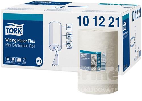 TORK ADVANCED 420 papírové ručníky v miniroli - bílé
