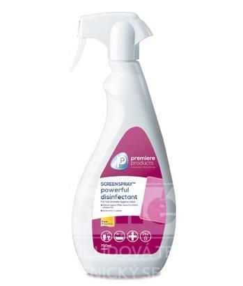 Screen spray 750 ml