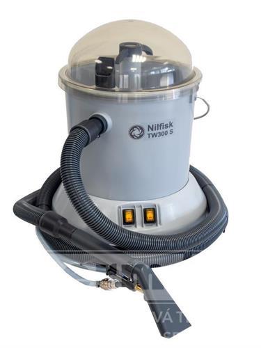 Čistič koberců a čalounění, extraktor TW 300 CAR