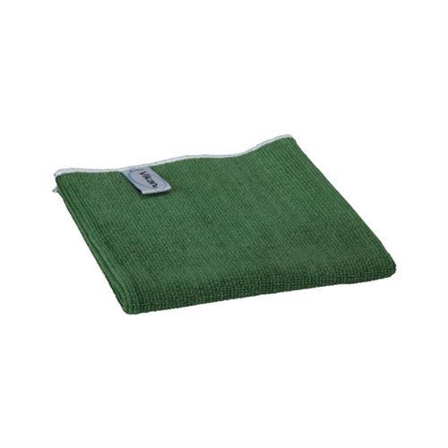 Vikan mikrovláknová utěrka, 32 x 32 cm, zelená