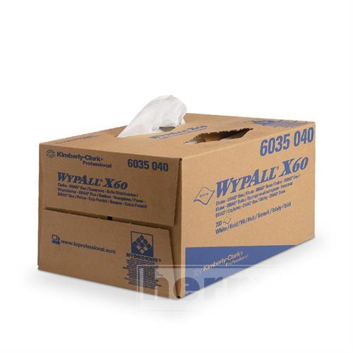 Utěrky WYPALL X60, 246 x 317 mm
