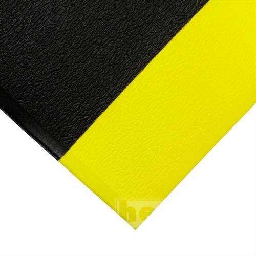 Rohož Orthomat Standard černo žlutá