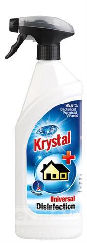 Krystal univerzální dezinfekce 750ml