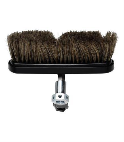 Průtočný mycí kartáč pro profi vysokotlaký čistič