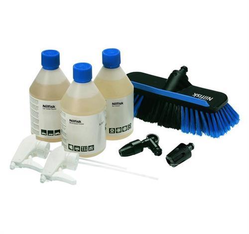 Kompletní sada na mytí automobilů pro vysokotlaký čistič