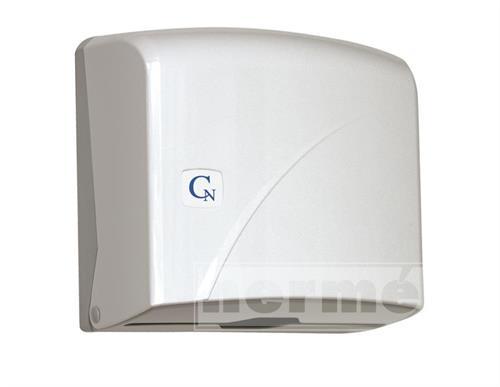 zásobník skládanýchpapírových  ručníků caren - bílý