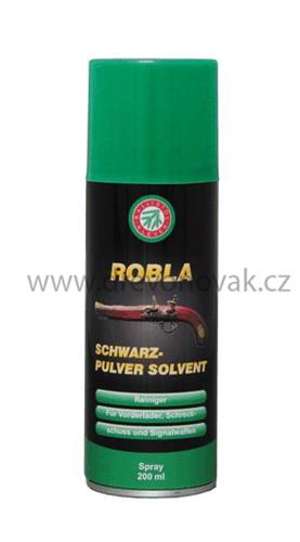 Robla - Schwarzpulver Solvent