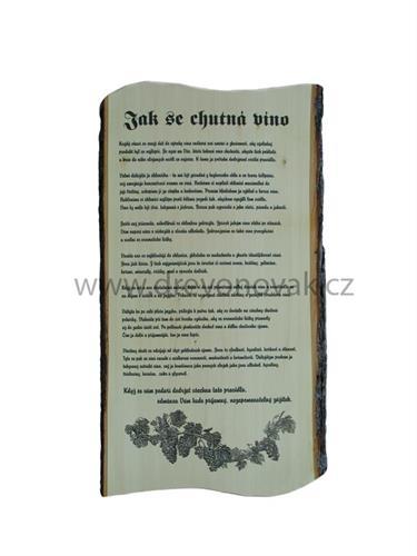 Jak se chutná víno č.775