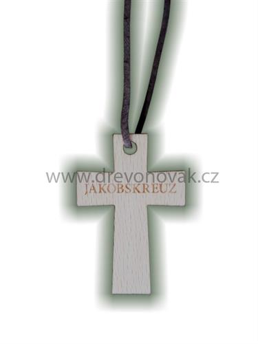 Křížek s kůží č. 20001