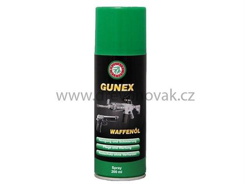 Gunex - olej na zbraně