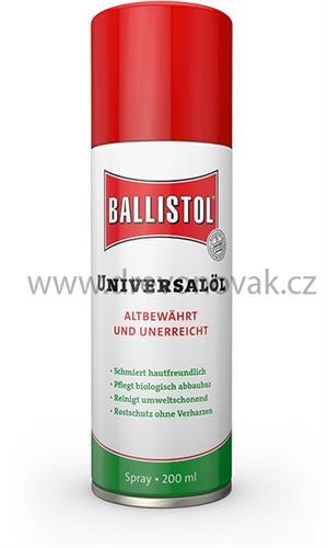 Ballistol - univerzální olej