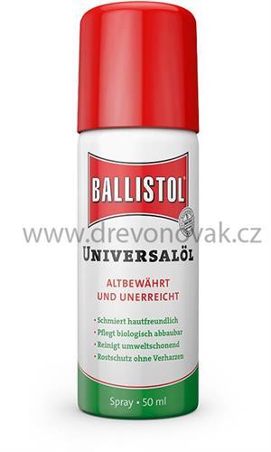 BALLISTOL - univerzální olej ve spreji 500ml