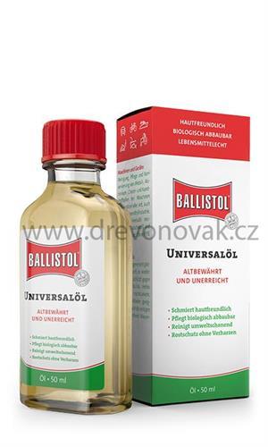 BALLISTOL - univerzální olej v lahvičce 50ml