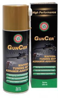 GunCer - speciální olej na zbraně s keramikou