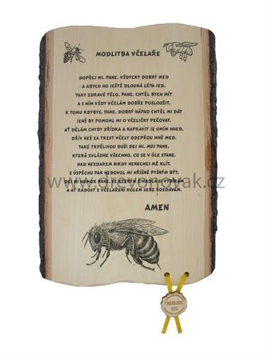 Modlitba pro včelaře č.699