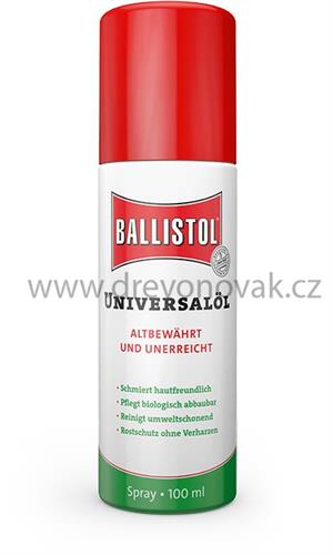 BALLISTOL - univerzální olej ve spreji 100ml