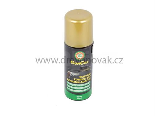 Kopie - GunCer - speciální olej na zbraně s keramikou