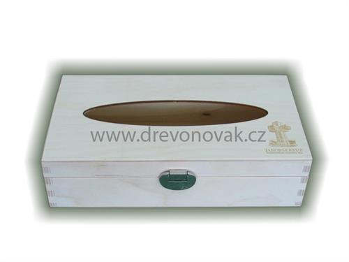 Krabička na papírové kapesníky č. 20011