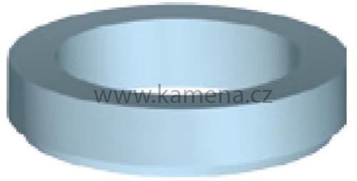 Kruhový prstenec uliční vpusti TBV 500-60