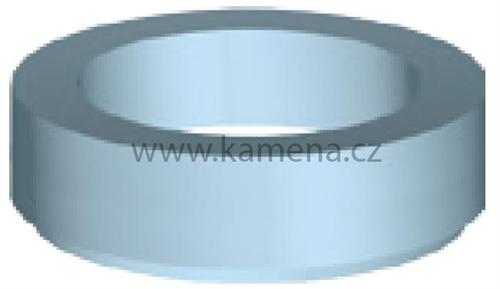 Kruhový prstenec uliční vpusti TBV 500-100